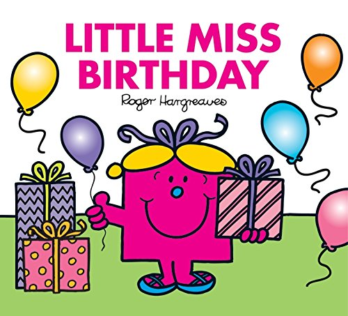 9781405234986: Little Miss Birthday (Mr. Men & Little Miss Celebrations)