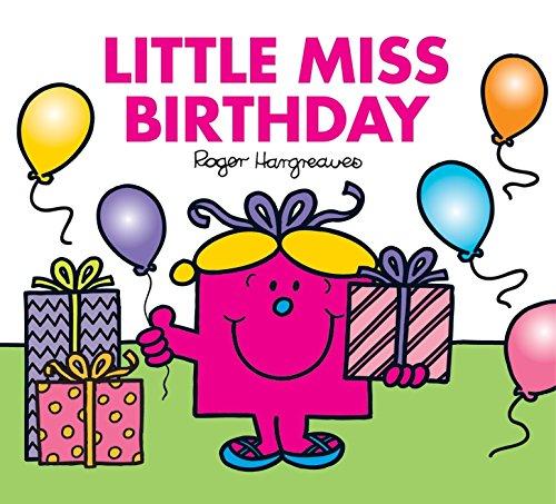 9781405234986: Little Miss Birthday (Mr. Men & Little Miss Celebrations)