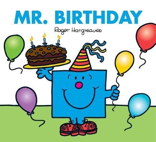 9781405234993: Mr. Birthday (Mr. Men & Little Miss Celebrations)
