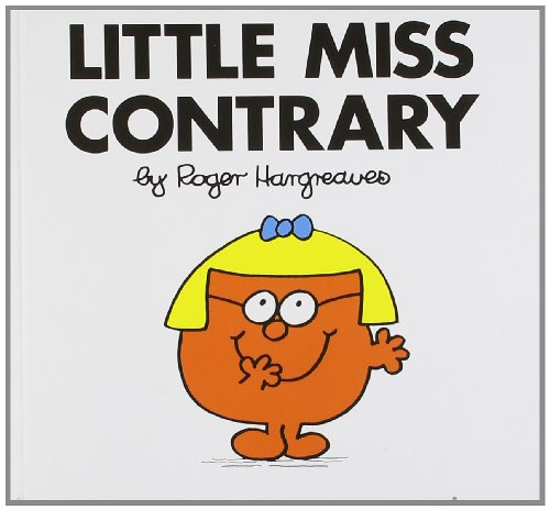 9781405235136: Little Miss Contrary (Little Miss Classic Library)