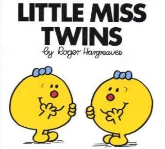 9781405235143: Little Miss Twins