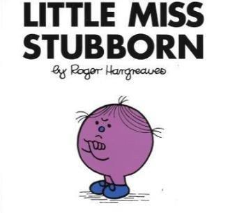 9781405235150: Little Miss Stubborn
