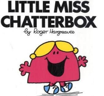 9781405235259: Little Miss Chatterbox