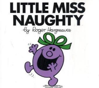 9781405235273: Little Miss Naughty (Little Miss Classic Library)
