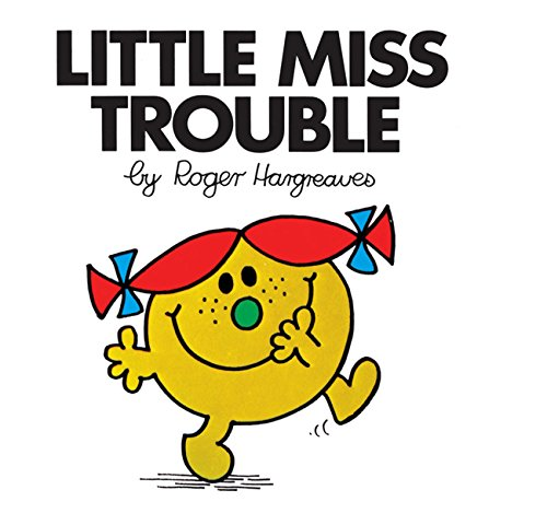 9781405235280: Little Miss Trouble (Little Miss Classic Library)