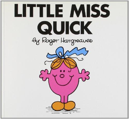 9781405235358: Little Miss Quick