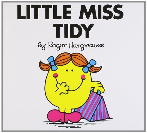 9781405235365: Little Miss Tidy (Little Miss Classic Library)