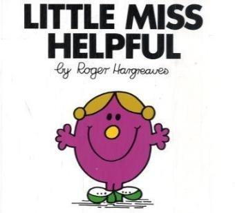 9781405235389: Little Miss Helpful