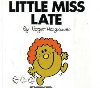 9781405235396: Little Miss Late