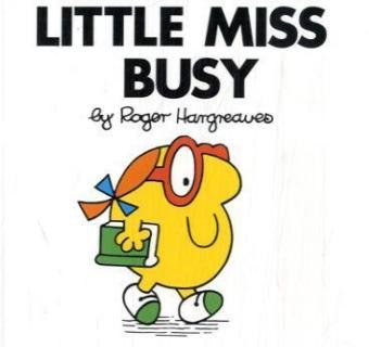 9781405235426: Little Miss Busy