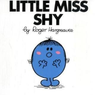9781405235433: Little Miss Shy (Little Miss Classic Library)