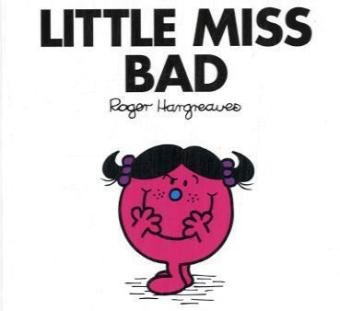 9781405235440: Little Miss Bad (Little Miss Classic Library)
