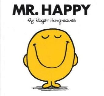 9781405235518: Mr. Happy (Mr. Men Classic Library)