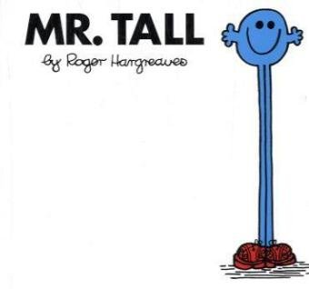 9781405235587: Mr. Tall (Mr. Men Classic Library)