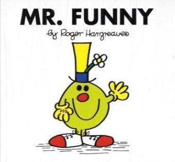 9781405235709: Mr. Funny (Mr. Men Classic Library)