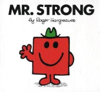 9781405235723: Mr. Strong (Mr. Men Classic Library)