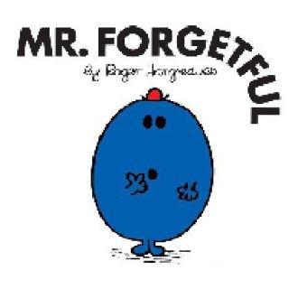 9781405235761: Mr. Forgetful