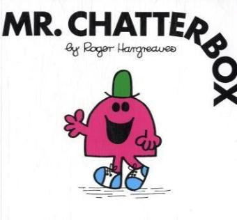 9781405235808: Mr Chatterbox (Mr Men Story Library)