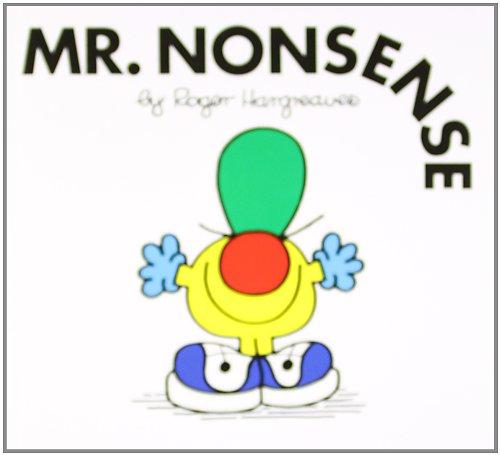 9781405235822: Mr. Nonsense