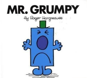 9781405235839: Mr. Grumpy (Mr. Men Classic Library)