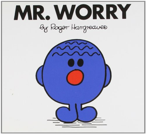 9781405235891: Mr. Worry (Mr. Men Classic Library)
