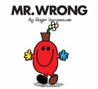 9781405235907: Mr. Wrong (Mr. Men Classic Library)