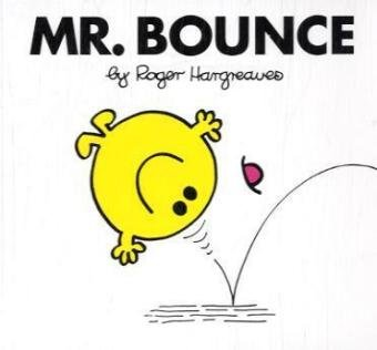9781405235914: Mr. Bounce (Mr. Men Classic Library)