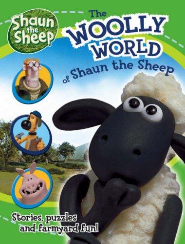 The Woolly World of Shaun the Sheep: Apsley, Brenda