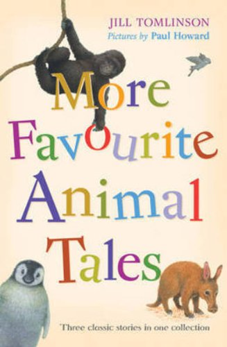 9781405237314: More Favourite Animal Tales (Jill Tomlinson's Favourite Animal Tales)