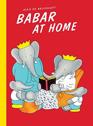 9781405238212: Babar at Home