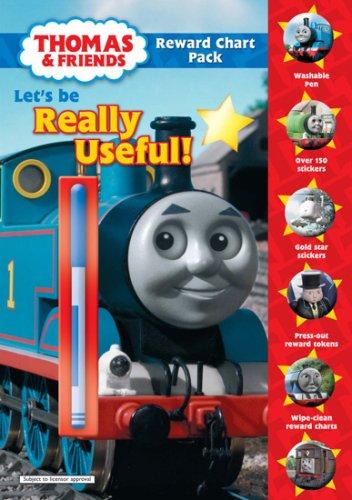 9781405238250: Thomas and Friends (Reward Chart Pack)
