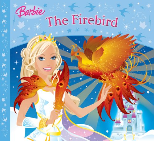 The Firebird (Barbie Story Library): Glass, Lily