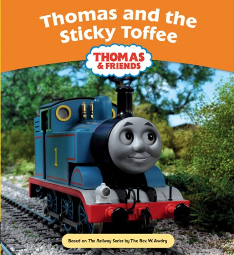 9781405238670: Thomas and the Sticky Toffee (Thomas & Friends)