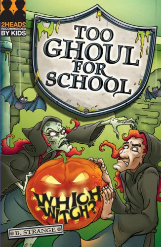 9781405239288: Which Witch? (Too Ghoul for School)