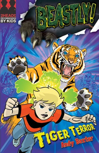 Tiger Terror: Andy Baxter