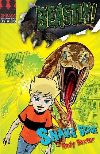 Snake Scare: Andy Baxter