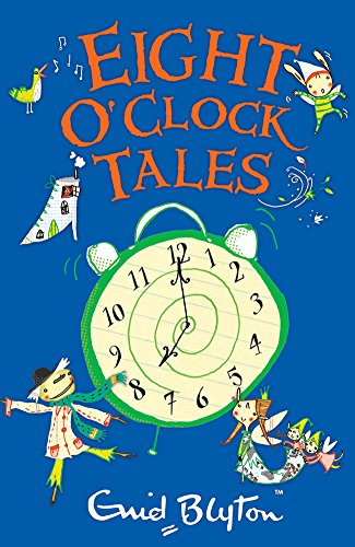 9781405239752: Eight O'Clock Tales
