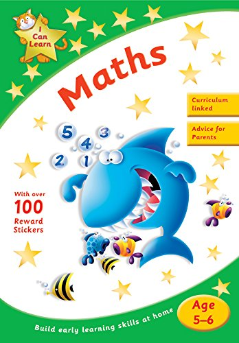 9781405240031: Maths (I Can Learn)