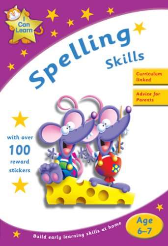 9781405240079: Spelling Skills (I Can Learn)