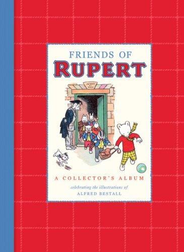9781405240239: Friends Of Rupert