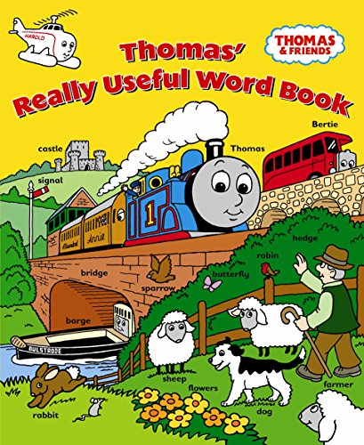 9781405240321: Thomas & Friends Thomas' Really Useful Word Book