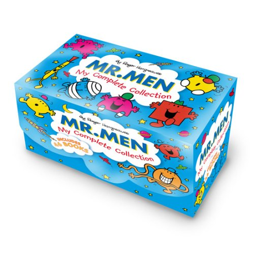 9781405240475: Mr Men Boxed Set (Mr Men)