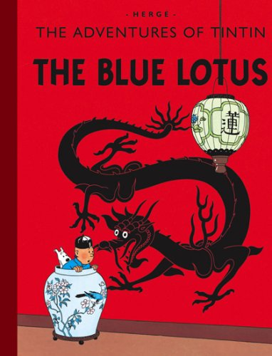 9781405240703: The Blue Lotus: The Adventures of Tintin - Collector's Edition