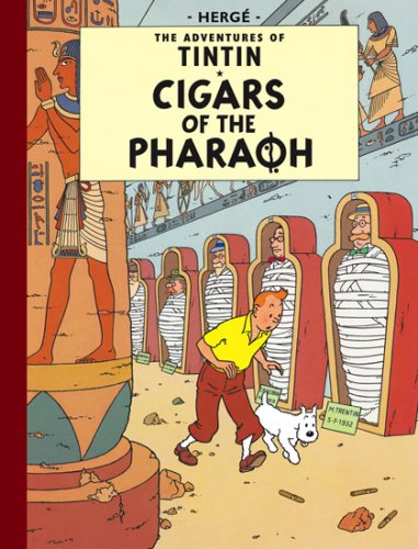 9781405240710: Cigars of the Pharaoh