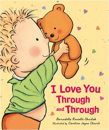 9781405240772: I Love You Through and Through