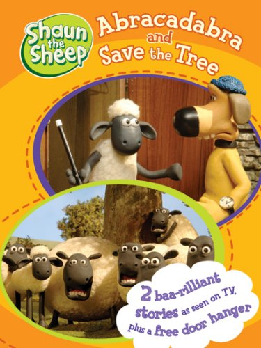9781405241670: Abracadabra and Save the Tree (Shaun the Sheep)