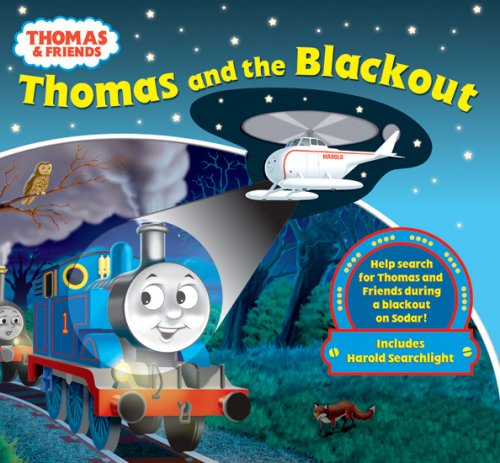 9781405241717: Thomas & Friends: Thomas and the Blackout
