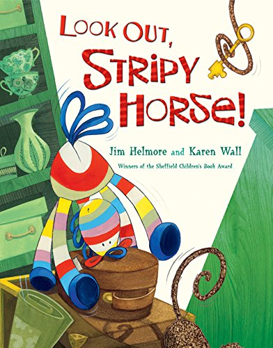 9781405242011: Look Out, Stripy Horse!