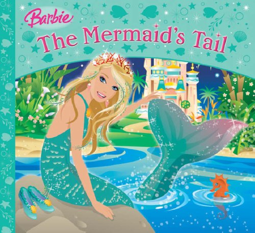9781405242264: Mermaid's Tail (Barbie Story Library)
