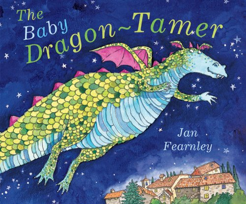9781405243377: The Baby Dragon-tamer